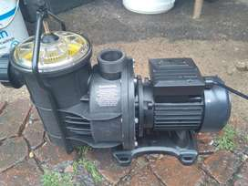 1,1 kw pool pump