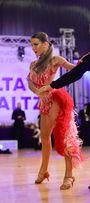 Продам роскошное платье латина
