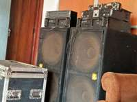 Bass and amps 0