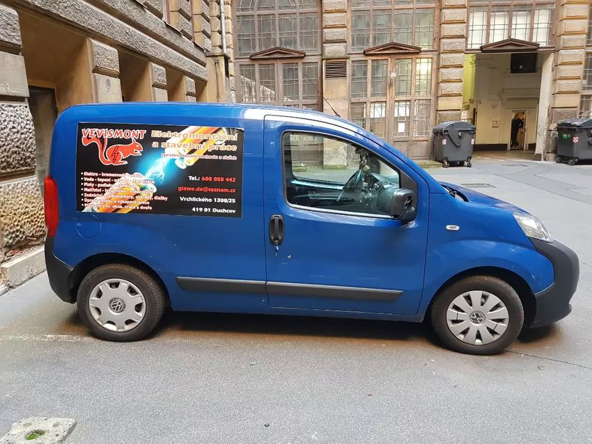 Fiat Fiorino combi 0