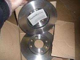 Тормозные диски передние Део Ланос 1,5/ Daewoo Lanos 1.5