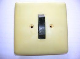 вимикач, виключатель, выключатель робочий СССР