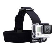 Крепление на голову для экшн камеры Xiaomi GoPro Yi Sport