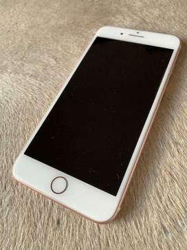 Iphone 7 plus 128GB rose gold 88% batt