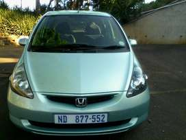 2003 DECEMBER Honda Jazz AUTOMATIC.1,4 . very reliable and super lite