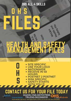 GET YOUR HEALTH & SAFETY FILE HERE