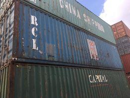 Dobre kontenery morskie tani transport