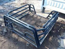 Ford Ranger double cab cattle cage