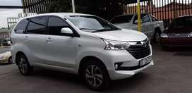 2018 Toyota Avanza TX 1.5 is available