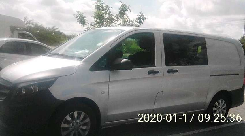 Vehicle for goods & people transportation available for rental 0