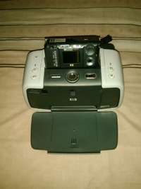 Image of Camera + printer + battery charger