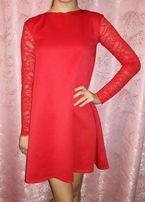 Платье красное!!!