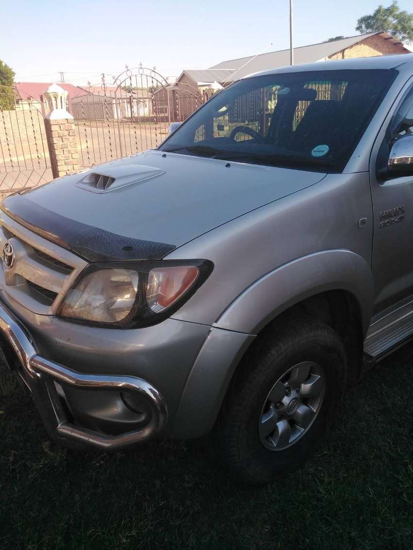 Toyota hilux for sale double cab 0
