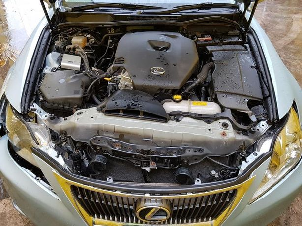 Silnik LEXUS IS IS220D TOYOTA Awensis RAV4 2,2 D-CAT 2011R 54tyś Kucice - image 7