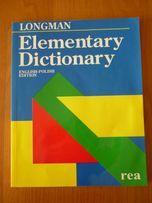 Longman Elementary Dictionary, Słownik z rysunkami