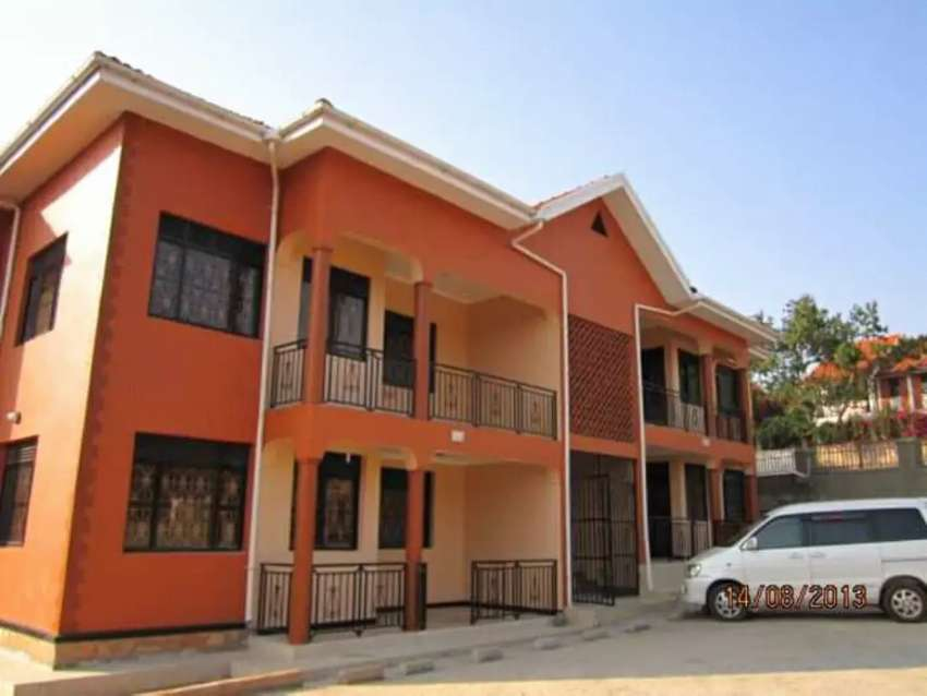 Kisaasi house for rent at 500k negotiable 0