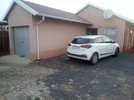 Two bedroom house in salfin (carnival green)
