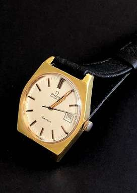 VINTAGE OMEGA GENEVE AUTOMATIC MEN WATCH CAL.1481, C 1970