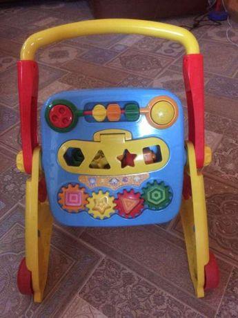 Развивающий столик-ходунки ABC (Simba) Киев - изображение 1