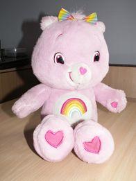 Miś, pluszak, pluszowy Care Bears - różowy śpiewający miś