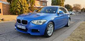 2013 Bmw 118i M Sport Package F20 Auto R155000