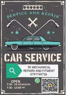 SE MECHANICAL REPAIRS AND SERVICE