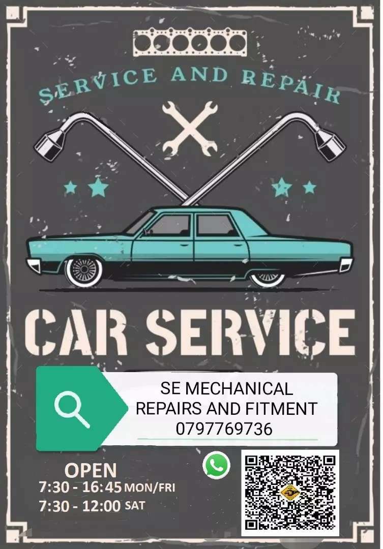 SE MECHANICAL REPAIRS AND FITMENT