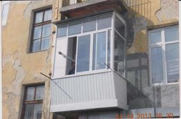 Балкони на будь-який смак