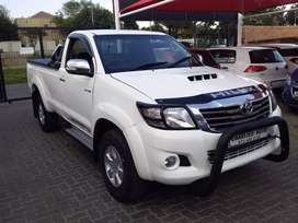 2011 Toyota Hilux 3.0D4D Single cab