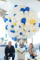 Воздушный шар. Декорации для праздников