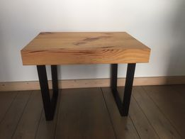 Stolik loft. Drewno z odzysku