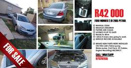 FORD MONDEO 2.0I 2005 PETROL