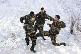 Тренировки по рукопашному бою на Троещине