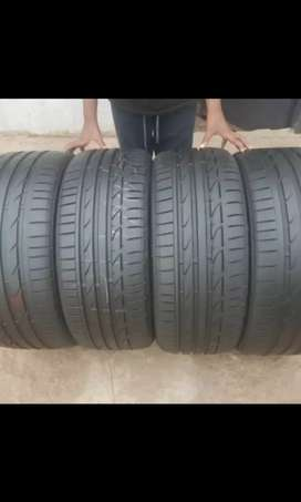 (F30) 225/40/19 and 255/35/19 Runflat for sale tyres 90% treat left