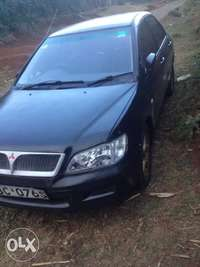 mitsubishi lancer cedia 1500 cc with 4g18 engine,onlyrepainting needed 0