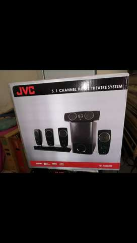 Jvc 5.1 channel home theater