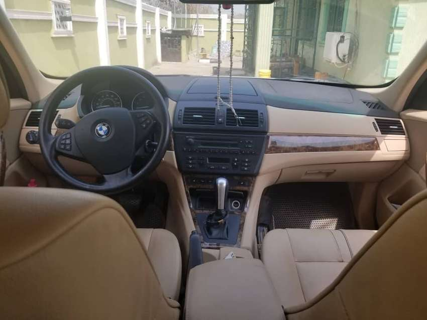 Very Clean 7 months BMW X3. Run And Drive 0