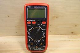 Цифровой мультиметр VC61 (тестер, вольтметр) + температура до 260гр