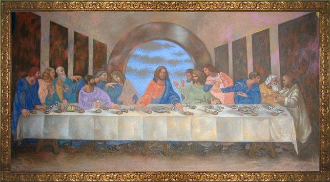 Копия картины Леонардо да Винчи
