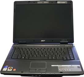 2 x Acer Travemate 5730 core2duo laptops R2000 both