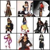 Карнавальные костюмы, пиратские, цыганские, Украинские, новогодние
