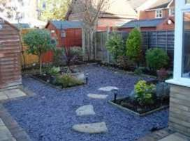 Landscaping and garden designing