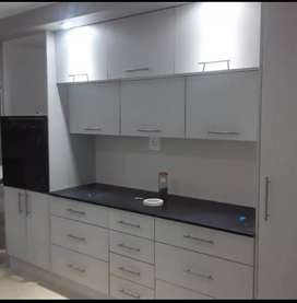 Fitted kitchen cupboards/ Wardrobes and more custom carpentry services