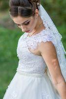 Свадебное платье из фирменного салона