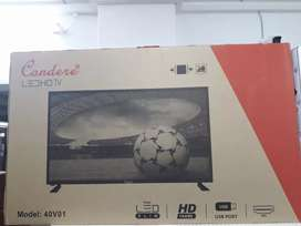 """40"""" Condere Slim LED TV for only R3250 with a warranty"""