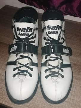 SAFE SST Pro Series Powerlifting Shoes Size 6-7