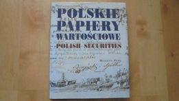 Sprzedam piękny album Polskie Papiery Wartościowe
