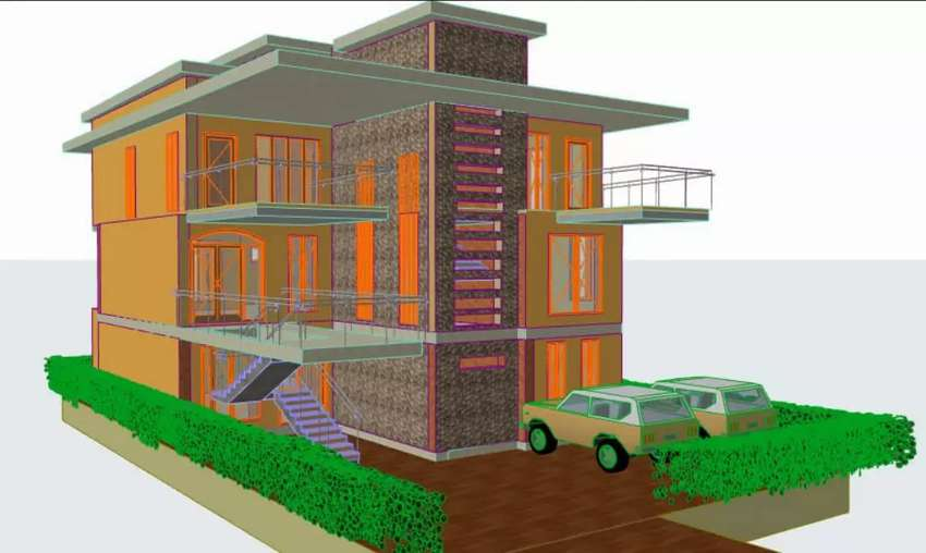 Architectural designs and plans 0