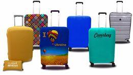 чехол на чемодан, чехол для чемодана от производителя