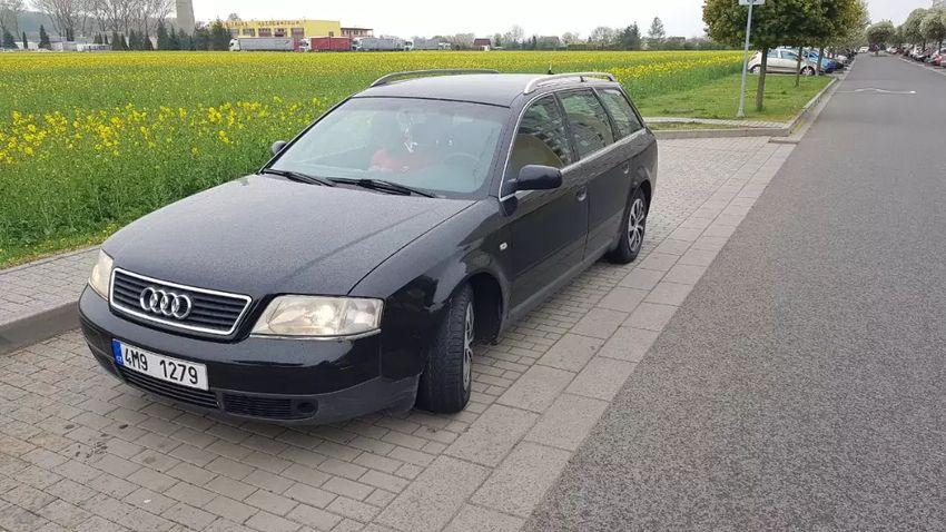 Audi A6 2.5 TDI 0